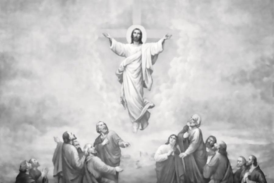 Makna Kenaikan Tuhan Yesus Ke Surga