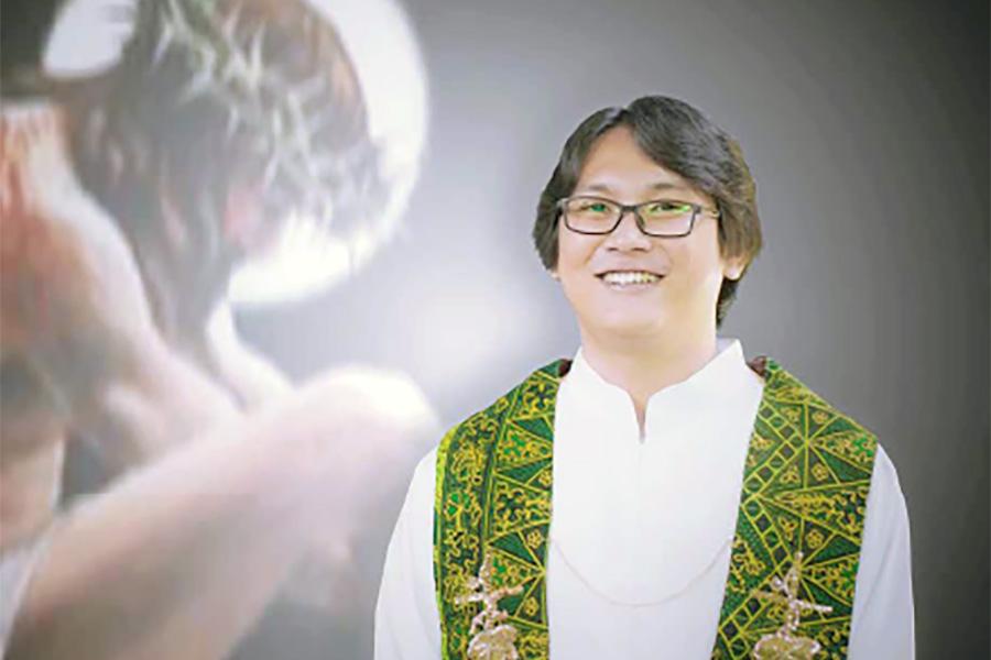 Pisah Sambut Pastor Rekan Paroki Cikarang - 22 Agustus 2020