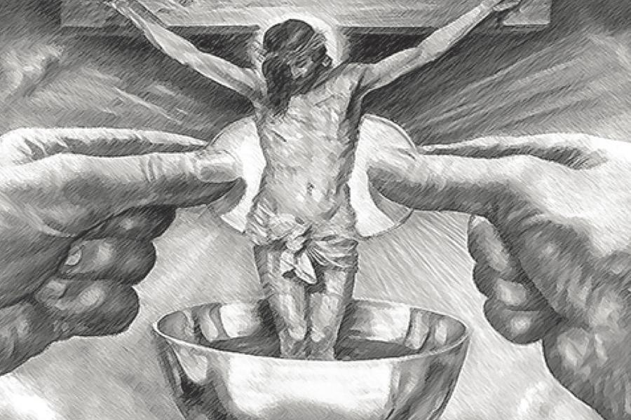 Dunia Anak - Hari Raya Tubuh dan Darah Kristus