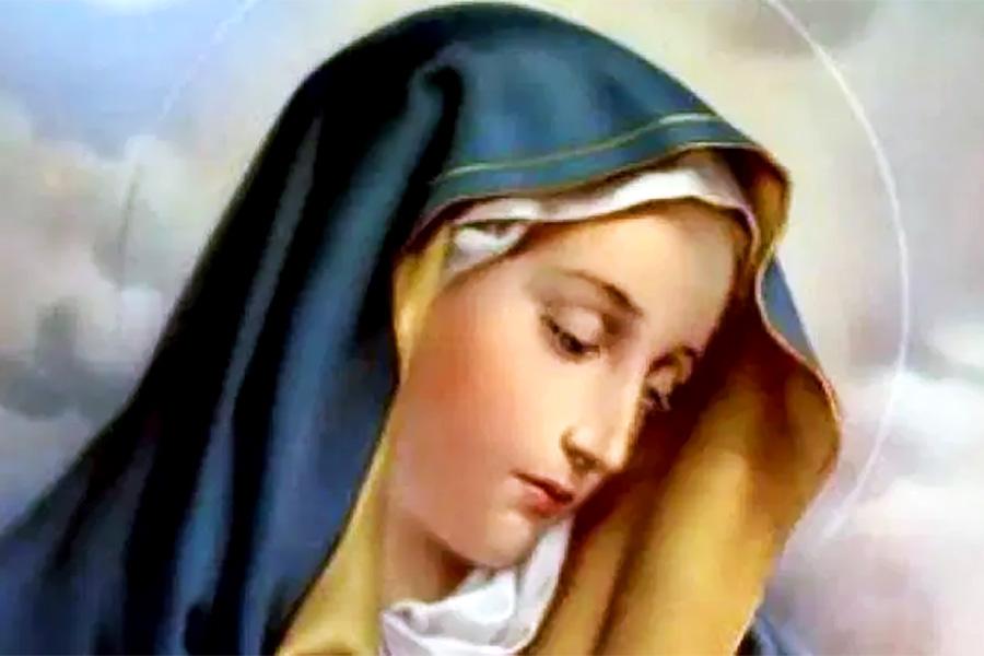 Gelar Gelar Baru Bunda Maria Dalam Litani St Perawan Maria