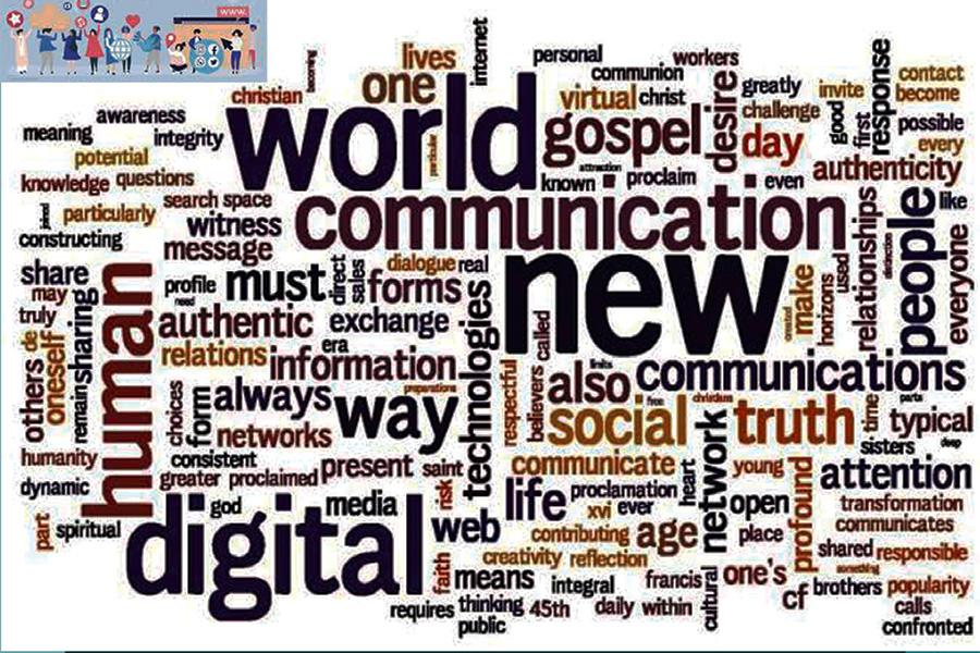 Datang dan Lihatlah - Pesan Paus Fransisikus untuk Hari Komunikasi Sosial Sedunia 2021