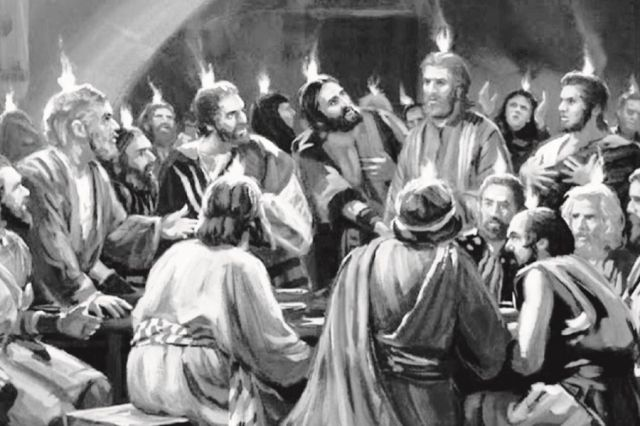 Dunia Anak - Hari Raya Pentakosta