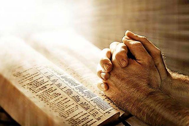 Berdoa dengan Sabda Tuhan