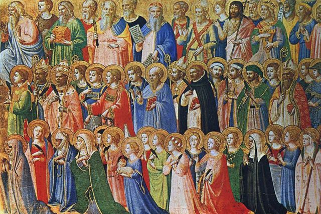 """""""Aku percaya akan Gereja Katolik yang kudus, persekutuan para kudus, ……"""""""