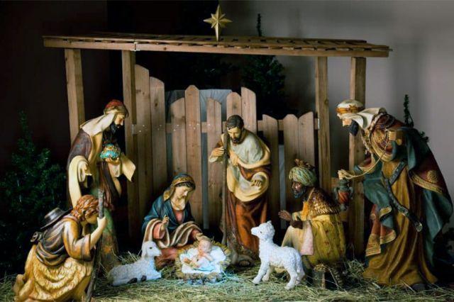 Tanda yang Mengagumkan dari Gua Natal
