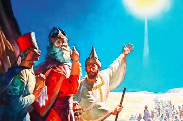 Epifani - Tuhan Menampakkan Kemuliaan-Nya