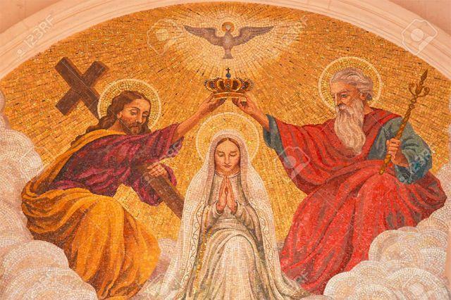 """Bunda Maria dan """"Ciptaan Baru"""""""