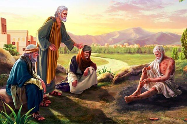 Tangguh dalam Iman di Tengah-tengah Penderitaan - Belajar dari spiritualitas Nabi Ayub