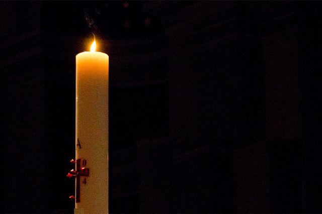 Penantian yang Kudus - Katekese Singkat Makna Perayaan Malam Paskah