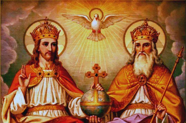 Misteri Kasih Ilahi dalam Tritunggal Mahakudus