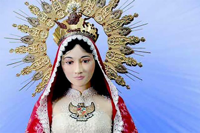 Maria Bunda Segala Suku dan Budaya