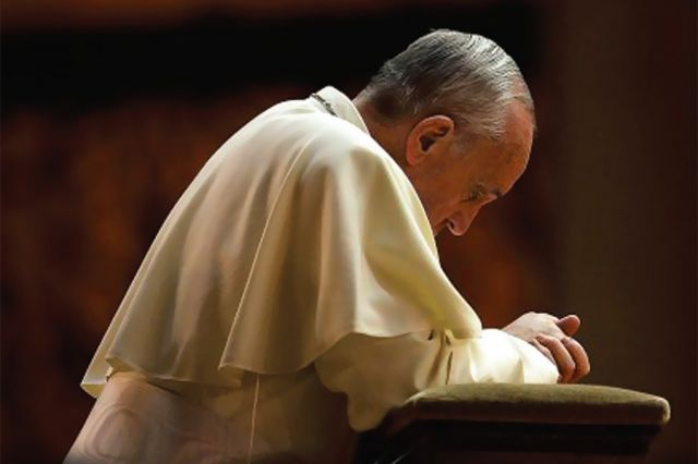 Berdoa Tanpa Jemu