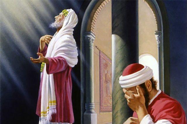 Merendahkan Diri di Hadapan Allah