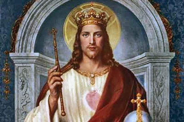 Tuhan Yesus Kristus Raja Semesta Alam