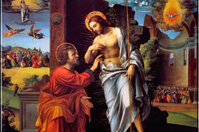 Yesus Bangkit dan Menampakkan Diri
