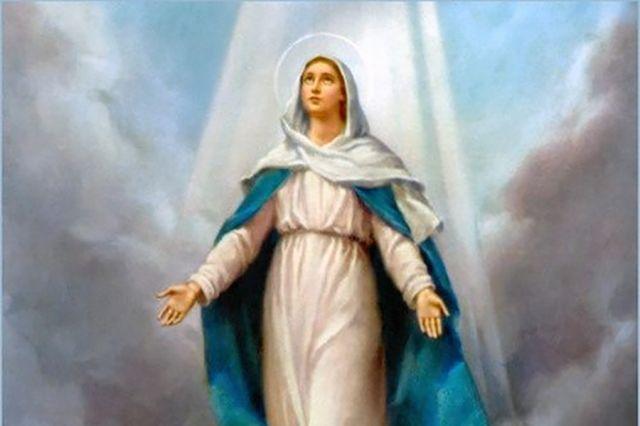Maria Diangkat ke Surga, Jiwaku Memuliakan Tuhan