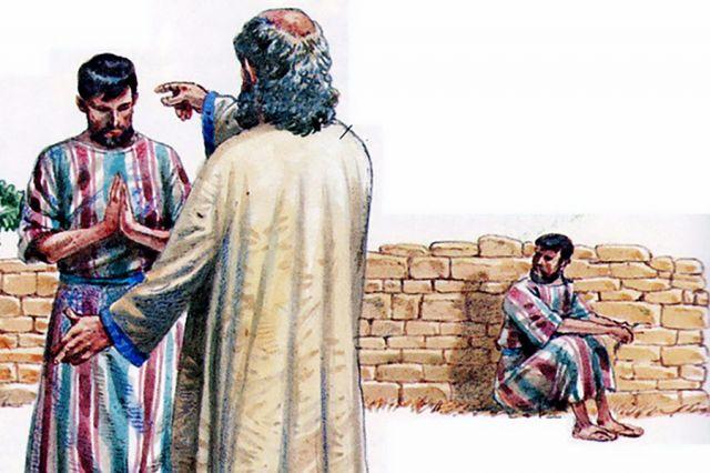 Dalam Hidupmu Bersama, Hendaklah Kamu Bersikap seperti Yesus