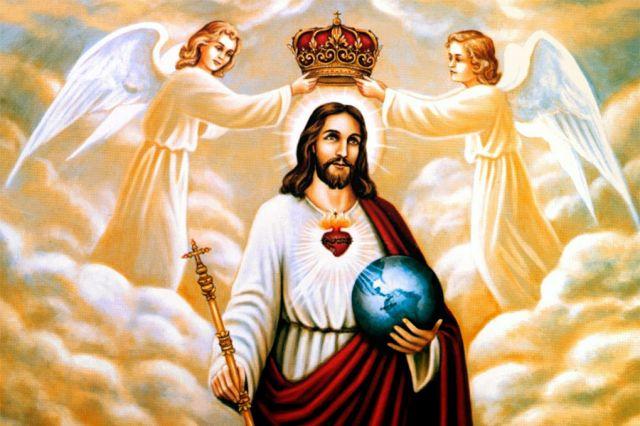 Allah Meraja dalam Dunia