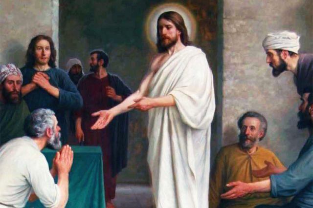 Bersaksi tentang Yesus yang Sudah Bangkit