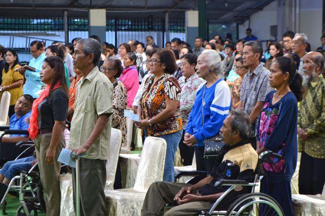 Misa Hari Orang Sakit Sedunia - 11 Februari 2020