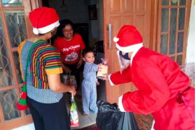 Keceriaan Natal BIA St. Paulus di Tengah Pandemi