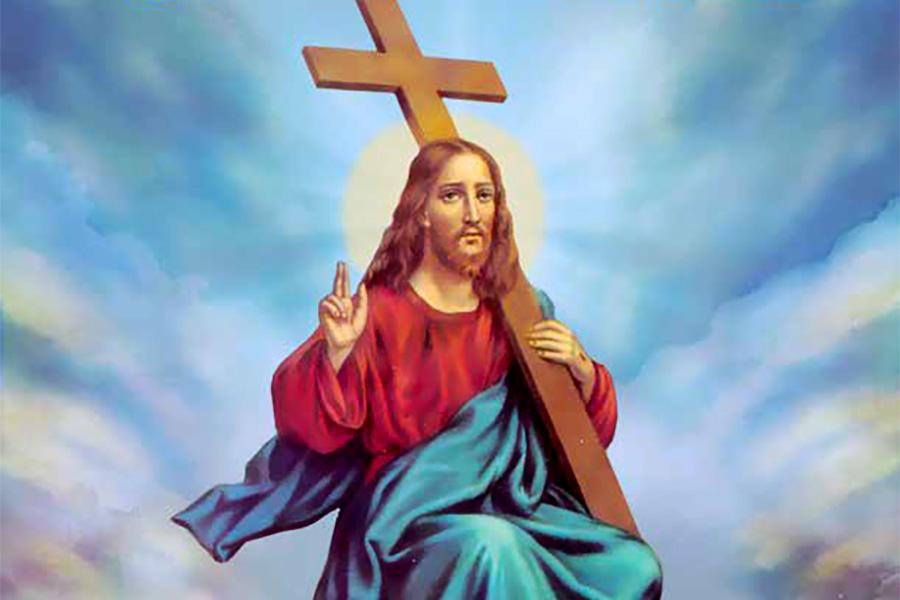 Allah Mengutus AnakNya untuk Menyelamatkan Dunia