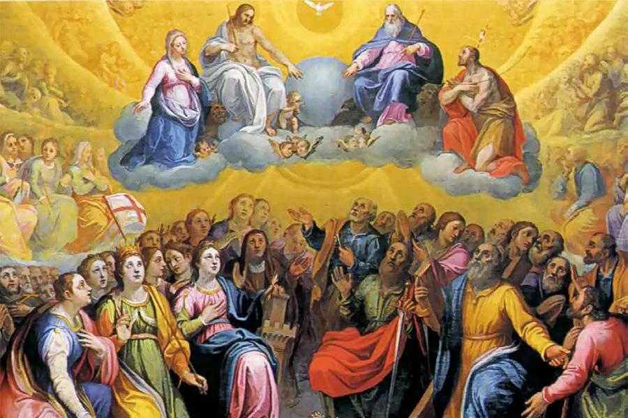 Peran Orang Kudus untuk Gereja